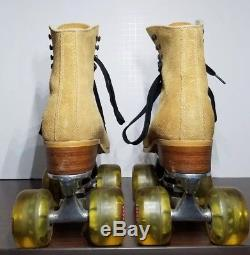 RIEDELL Roller Skates 130L Womens Size 6