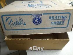 Ridell Men's Skates, Red Wing Shoes, Size 9 1/2