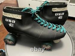 Ridell roller skates size 13