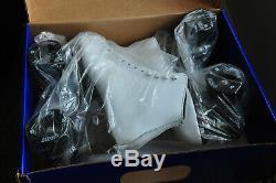 Riedel Roller skates Ladies Model 120, Size 9 Medium White-new (other)