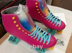 Riedel Skates Orbit Orchid Size 7, Fits Womens 8, NEW
