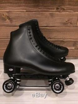 Riedell 120 Sunlite Fame Large Size Roller Skates Men 16