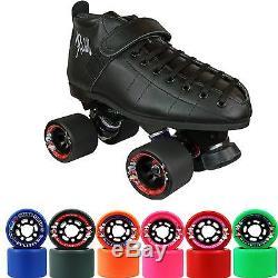 Riedell 126 Avenger Fugitive Quad Speed Skate Men Size 4-13