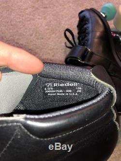 Riedell 126 JM Roller Derby Skates Size 6 D/B J000047535-000 Excellent condition