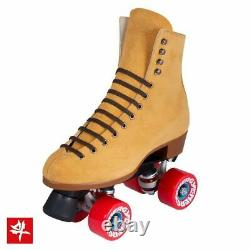 Riedell 135 Zone Tan Outdoor Roller Skates