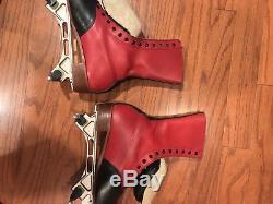 Riedell 172 Custom Roller Skate Boot Men's Size 10 (Boot only)