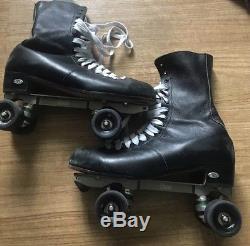Riedell 172 OG Rhythm Roller Skates size 13
