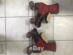 Riedell 172 OG Roller Skate Size 10