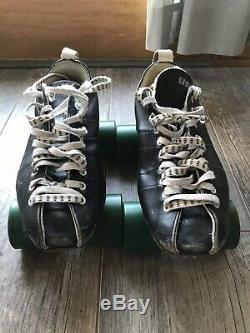 Riedell 195 Speed / Jam Roller Skates Size 6