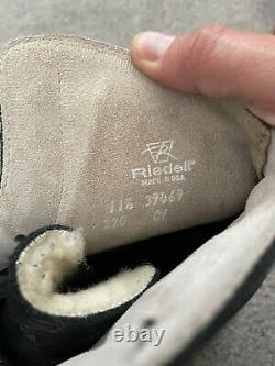 Riedell 220 size 11.5 boots on Sure Grip Century Plates
