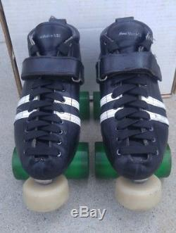 Riedell 265 Speed/ Derby Quad Skates Men's Size 8.5 -9/ Women's 9.5- 10
