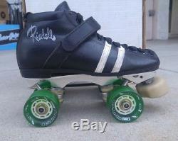 Riedell 265 Speed/ Derby Quad Skates Men's Size 8.5 -9/ Women's 9.5- 10