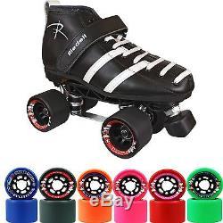 Riedell 265 Sunlite Fugitive Roller Derby Skates Men Size 4-13