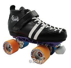 Riedell 265 Sunlite Hyper Cannibal Quad Speed Skates Men Size 4-13