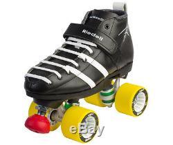 Riedell 265 Vandal quad roller derby skates
