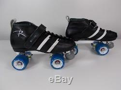 Riedell 265 quad derby roller skates size 7.5 Normally $599
