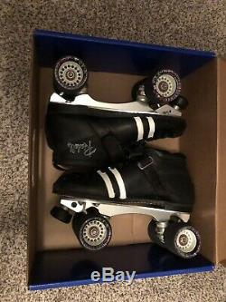 Riedell 265 with PowerDyne DynaPro Plate Size 11 Roller Skates Quad Skates
