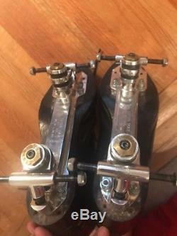 Riedell 297 Size 10 Douglas Snyder Advantage Vintage Roller Skate