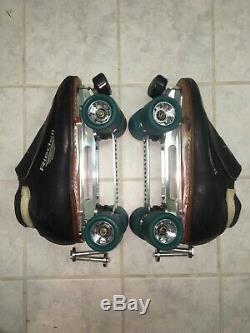 Riedell 395 Roller Skates Custom
