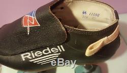 Riedell 395 Roller Skates Quad Skate