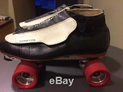 Riedell 395 Roller Skates Size 10