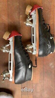 Riedell 495 / Roll line Energy Speed, jam, derby, dance Roller Skates Mens 12