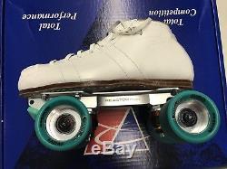 Riedell 495 Roller Skates Size 6.5 Brand New Custom
