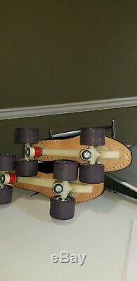 Riedell 595 Laser HyperJive Speed Skates