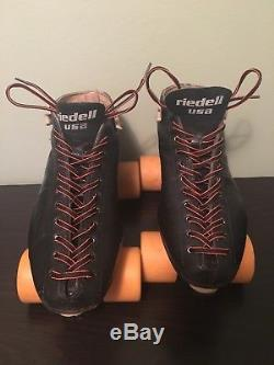 Riedell 595 Mens Speed Skates, Size 11 (AMAZING DEAL)