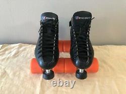 Riedell 595 Roller Skates Revenge Plates Men's size 5