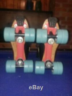Riedell 595 Size 7.5 Speed/Jam Roller Skates