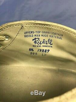 Riedell 595 with Sure Grip PowerTrac plates- Boot Size 5 1/2 2 sets of wheels