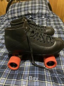 Riedell 796 Men's roller skates black sz 12