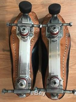 Riedell 811 Roller skates With Reactor Pro Plates Size 13