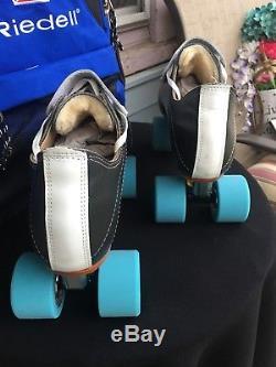 Riedell 811 Storm Roller Skates Mens 10. Speed Skates Quad Skates GREAT DEAL