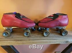 Riedell 911 Jammer Jam Roller Skates
