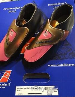 Riedell 911 Skate Boots New Sz 8-1/2