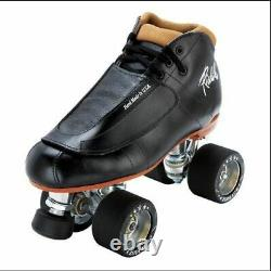 Riedell 965 Minx Skate D/B w Triton Plate Zodiac Wheels Roller Skates Derby
