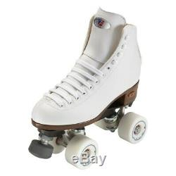 Riedell Angel Roller Skate Set Size 7 (worn once with original box)