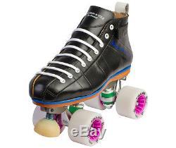 Riedell Blue Streak Sport quad derby skates