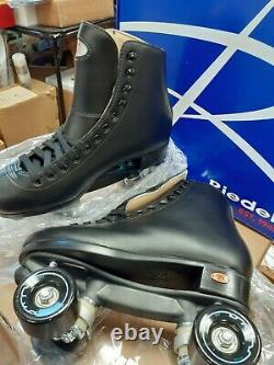 Riedell Boost 111 Artistic Skate Package Men's Size 9, New