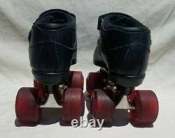 Riedell Carrera Boots Style #2 Skates 105b Size Mens 6 Womens 8