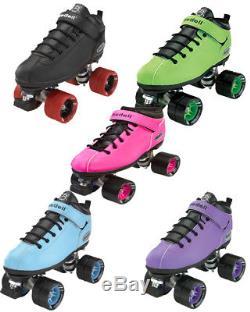 Riedell Dart Roller Skates in Sizes 1-14