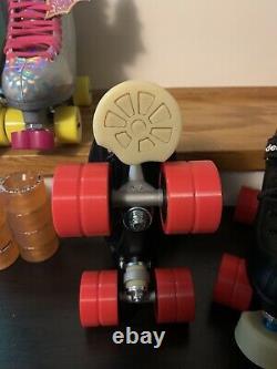 Riedell Dart Size 7 Derby Roller Skate