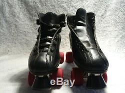 Riedell, Jogger, Sure Grip, Old school Roller skates sz 11