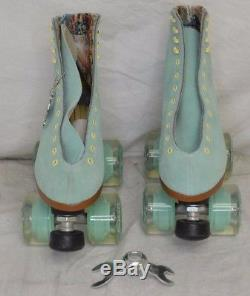 Riedell MOXI Lolly Roller Skates Size 5 New