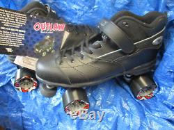 Riedell Men Speed Skates size 12 Heel to toe 11 1/82 inches width 3 1/2 in