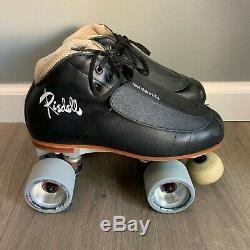 Riedell Minx Plus Roller Skates Roller Derby Skates Size 6