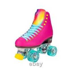 Riedell Orbit Roller Skates Orchid Size 8