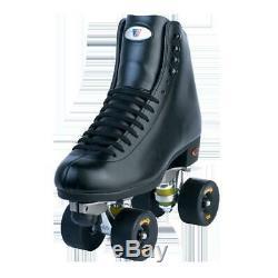 Riedell Quad Roller Skates 120 Juice (Black)